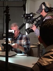 ted film crew